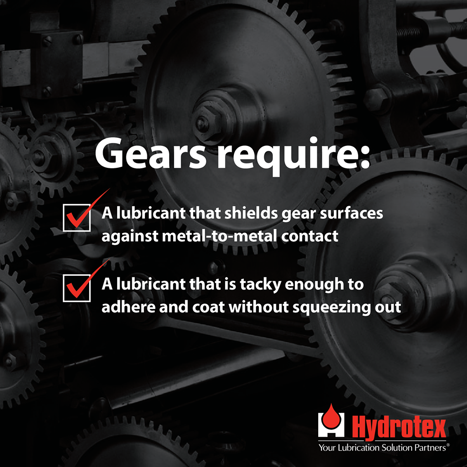 gears require